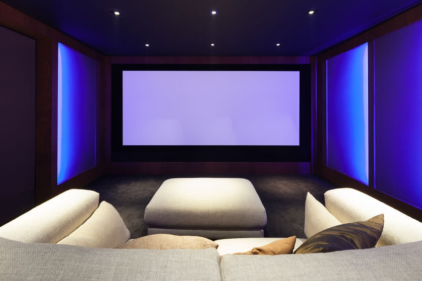 costa mesa home theater installation
